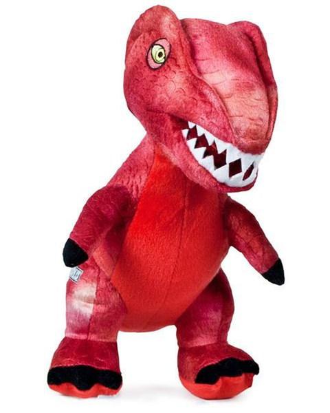 Dinosaur World 66 X 54 Lined Curtains Tie Backs: Peluches De Jurassic World
