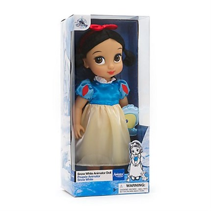 MUÑECA BLANCANIEVES DE ANIMATORS COLLECTION
