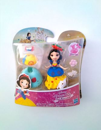 BLISTER BLANCANIEVES VESTIDOS FASHION DISNEY PRINCESS HASBRO