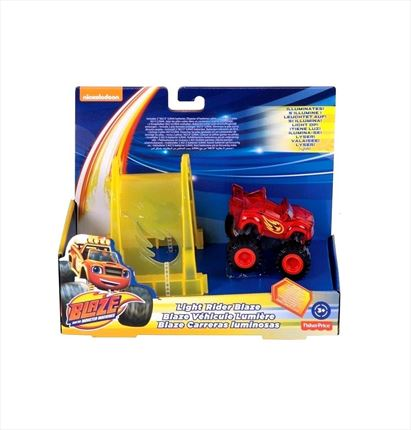 LIGHT RIDER BLAZE - BLAZE AND THE MONSTER MACHINES