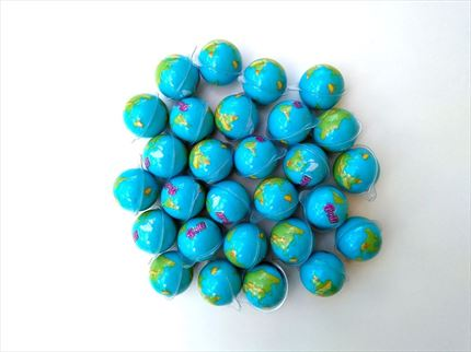 BLUE PLANET TROLLI RELLENOS DE ACIDO