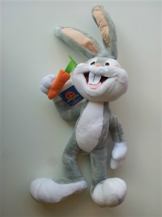 PELUCHES WARNER BROS BUGS BUNY