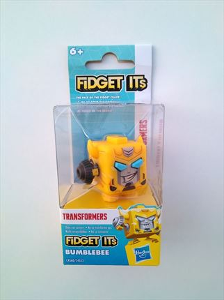 FIDGET ITS - BUMBLEBEE TRANSFORMERS