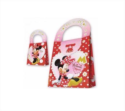 CAJITA DE CARTON MINNIE MOUSE
