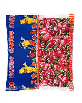 CEREZAS BRILLO DE HARIBO