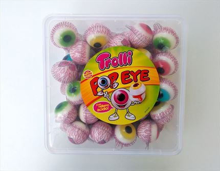 POP EYE (OJOS) TROLLI