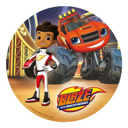 OBLEAS BLAZE AND THE MONSTER MACHINES