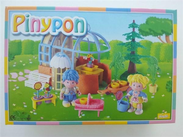 El jardin de pinypon for El jardin online