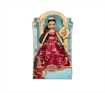 MUÑECA ELENA DE AVALOR ROYAL GOWN DE HASBRO