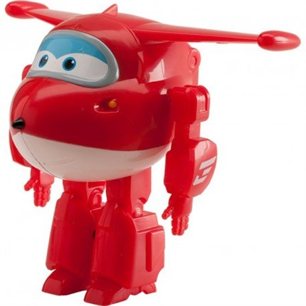 FIGURAS SUPER WINGS PVC JETT