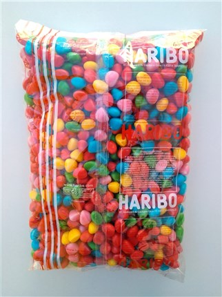 FLOPPIES DE COLORES DE HARIBO