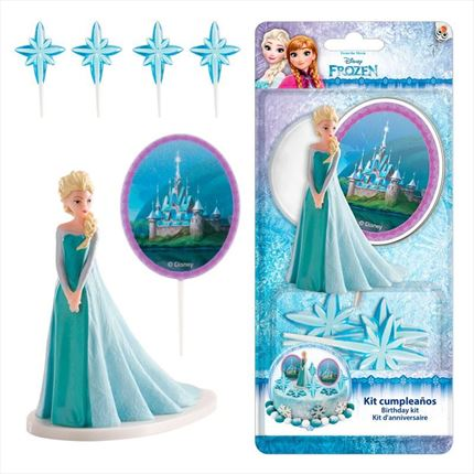 KIT DECORACION ELSA
