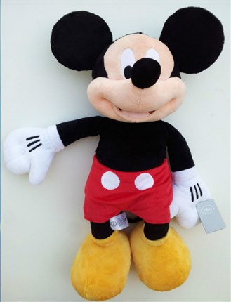 PELUCHE GRANDE MICKEY MOUSE DISNEY STORE