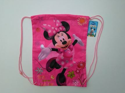 MOCHILAS MINNIE MOUSE