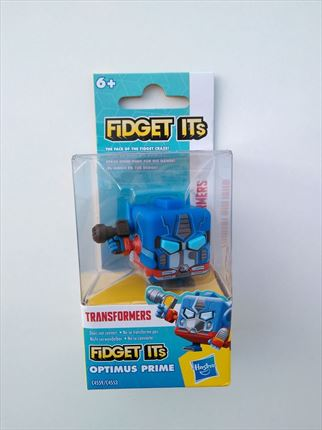 FIDGET ITS - OPTIMUS PRIME TRANSFORMERS