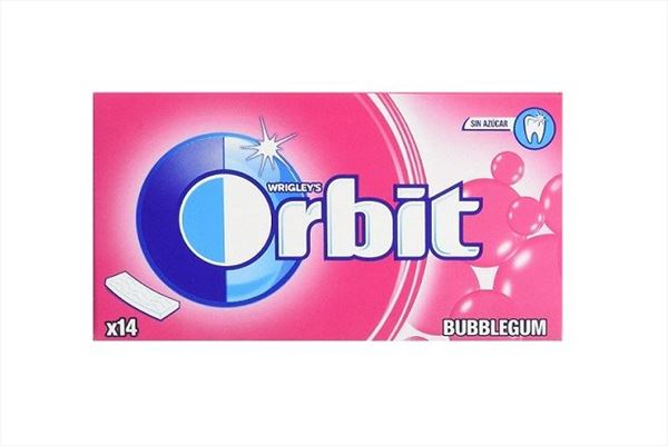 ORBIT TABS BUBBLEGUM