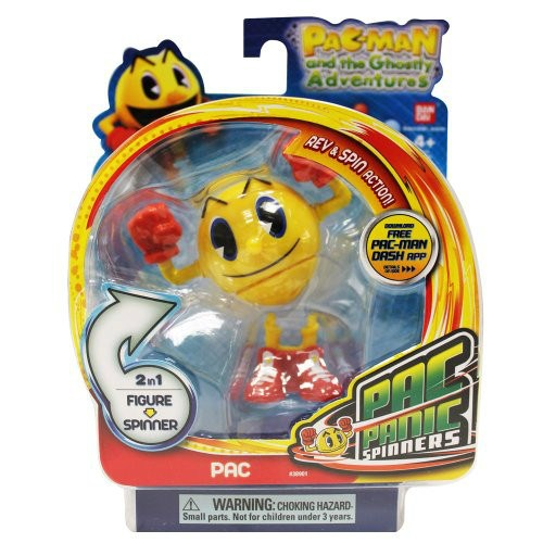 PACMAN SPINNERS