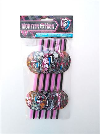 CAÑAS DE MONSTER HIGH
