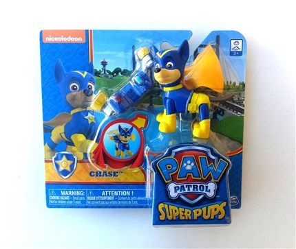 PATRULLA CANINA PACK DE ACCION HEROES CHASE