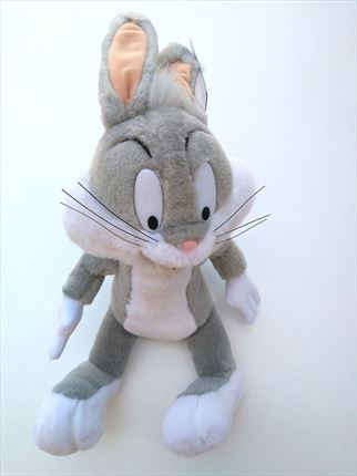 PELUCHES WARNER BUGS BUNNY