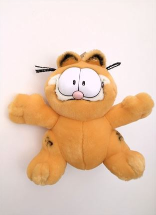 PELUCHES GARFIELD DE PIE CON LOS BRAZOS ABIERTOS DE PLAY BY PLAY