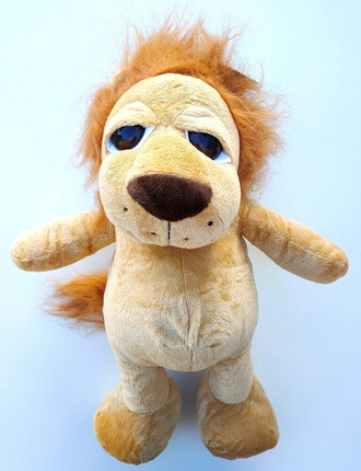 LEONES DE PELUCHE DE PLAY BY PLAY