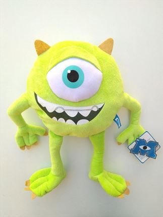 PELUCHES MIKE DE MONSTERS UNIVERSITY
