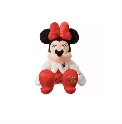 PELUCHE DISNEY STORE DE MINNIE MOUSE 2018