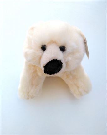 PELUCHE OSO POLAR DE PLAY BY PLAY