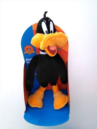 PELUCHES WARNER BROS PATO LUCAS DE PIE