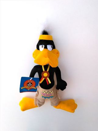 PELUCHES WARNER BROS PATO LUCAS