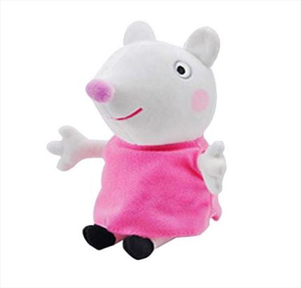PELUCHES DE PEPPA PIG - SUZZY - FAMOSA