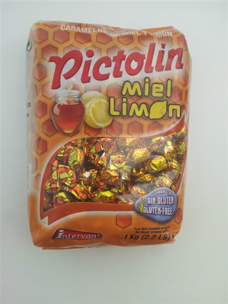 PICTOLIN MIEL LIMON 1 kg