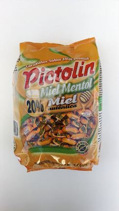 CARAMELOS PICTOLIN MIEL LIMON DE INTERVAN