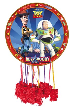 PIÑATAS TOY STORY BUZZ WOODY AND THE GANG