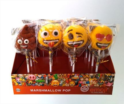 MARSHMALLOW POP EMOJI (EMOTICONOS)
