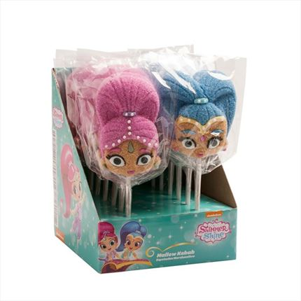 BROCHETAS DE NUBE SHIMMER AND SHINE