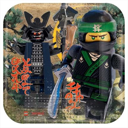 PLATOS THE LEGO NINJAGO