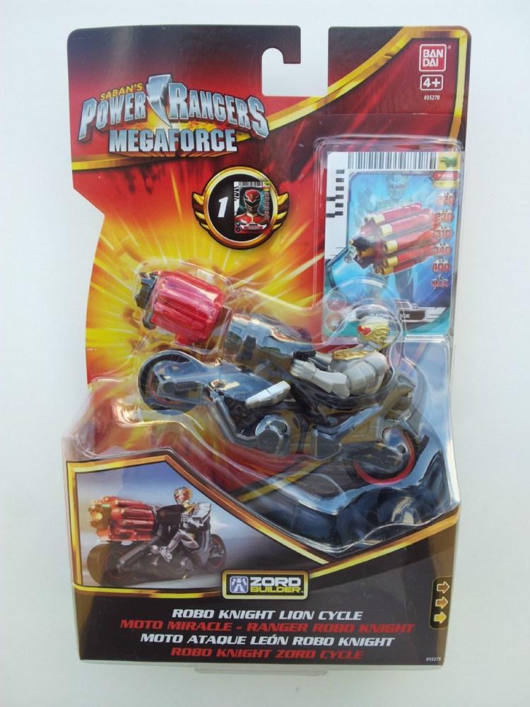 Power ranger megaforce moto ataque leon robo knight - Moto power rangers megaforce ...