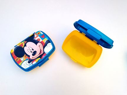 SANDWICHERA VACIA MICKEY MOUSE STOR