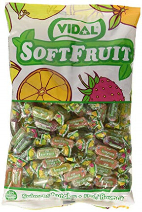 SOFT FRUIT VIDAL SABOR FRUTAS