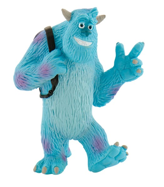 FIGURA SULLEY ( MONSTRUOS UNIVERSITY)