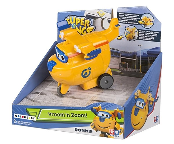 SUPER WINGS - DONNIE  MECANISMO FRICCION