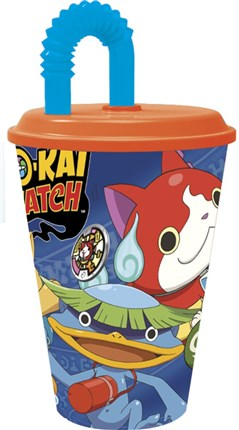 VASO CAÑA YOKAI WATCH