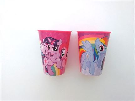 VASO VACIO MY LITTLE PONY