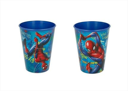 VASOS VACIOS DE SPIDERMAN GRAFFITI - STOR