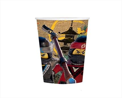 VASOS THE LEGO NINJAGO