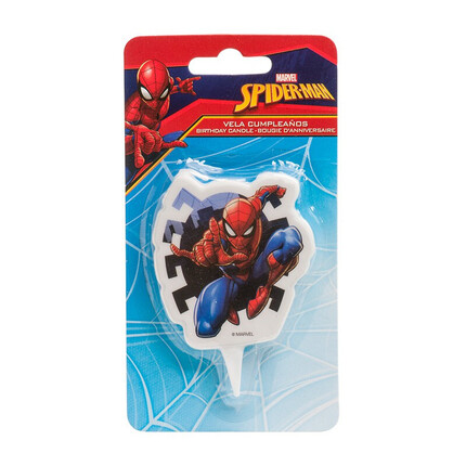 VELAS 2D SPIDERMAN