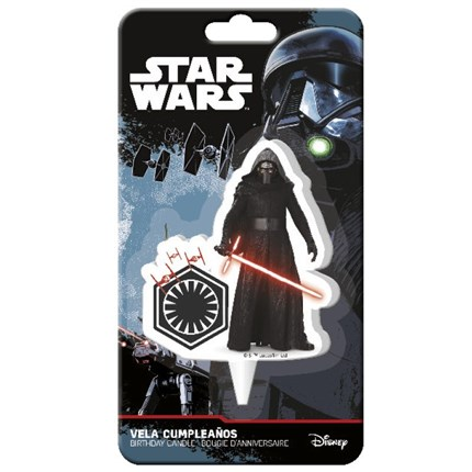 VELAS STAR WARS 2D
