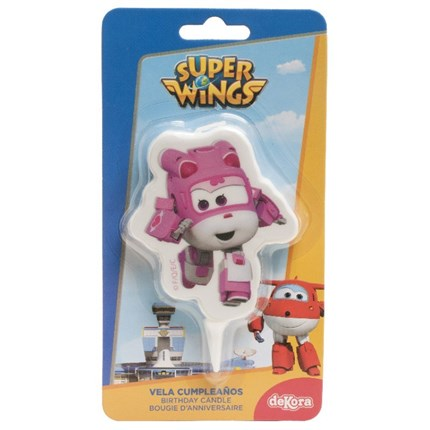 VELAS SUPER WINGS DIZZY